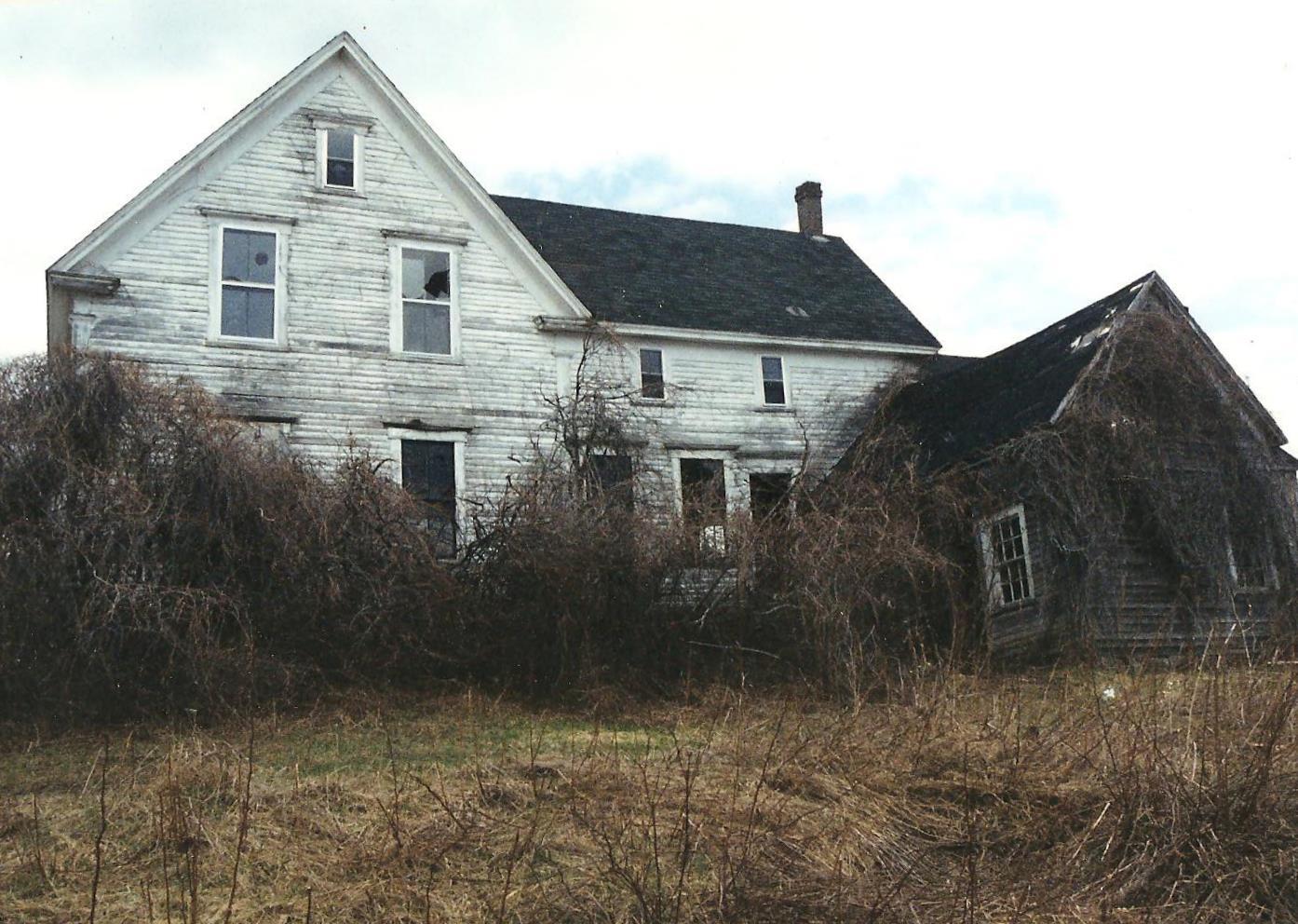 1867 Magnetic Hill Estate Restoration